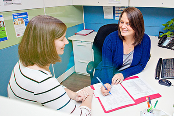 One on one career counselling