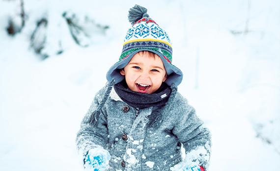 coats for kids interior