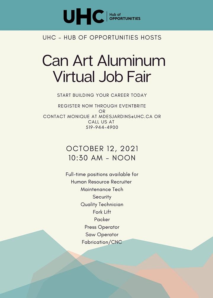 virtual job fair